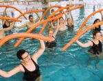 Aquafitness im Variobecken